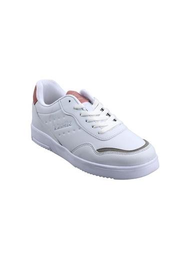 Kinetix Aluna W Beyaz Günlük Bayan Spor Ayakkabı Beyaz
